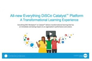 featured product: everything disc® catalyst™ 2