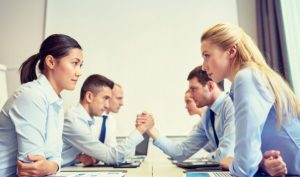 avoiding team conflict? channel it into something productive instead 1